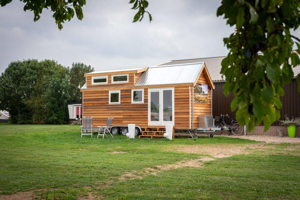 Goedkoop Alternatief Wonen : Een tiny house waarom zou je daarin willen wonen